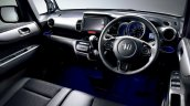 Honda N Box Modulo X interior for 2016 TAS