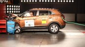Hyundai Creta Latin NCAP crash test front impact
