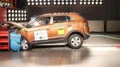 Hyundai Creta Latin NCAP crash test frontal impact