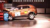Hyundai Creta Latin NCAP crash test two airbags