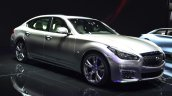 Infiniti Q70 front three quarters at 2015 Shanghai Auto Show
