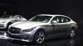 Infiniti Q70 front three quarters left at 2015 Shanghai Auto Show