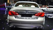Infiniti Q70 rear at 2015 Shanghai Auto Show