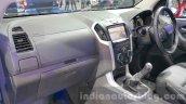 Isuzu D-Max Isuzu Connect 8.0-inch touchscreen at Thai Motor Expo 2015