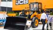 JCB 432ZX wheeled loader at EXCON 2015