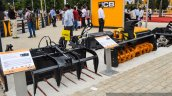 JCB Fork Manure attachment at EXCON 2015