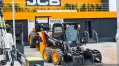 JCB Robot 135 front quarter at EXCON 2015