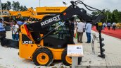 JCB Robot 155 at EXCON 2015
