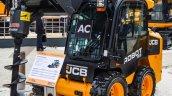 JCB Robot 155 front quarter at EXCON 2015