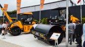 JCB VM115 road roller at EXCON 2015