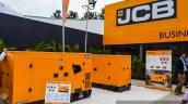 JCB diesel generators at EXCON 2015