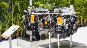 JCB engines showcased at EXCON 2015