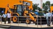 JCB wheeled loader at EXCON 2015