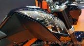KTM Duke 250 fuel tank at 2015 Thailand Motor Expo