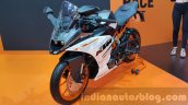 KTM RC250 front quarter at 2015 Thailand Motor Expo