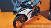 KTM RC250 head lamps quarter at 2015 Thailand Motor Expo