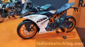 KTM RC250 side at 2015 Thailand Motor Expo