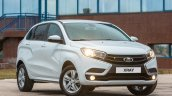 Lada XRAY front quarter press image
