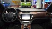 Landwind X7 dashboard at the 2015 Shaghai Auto Show