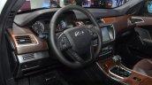 Landwind X7 driver side cabin at the 2015 Shaghai Auto Show