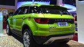 Landwind X7 rear three quarters close at the 2015 Shaghai Auto Show