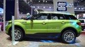 Landwind X7 side at the 2015 Shaghai Auto Show