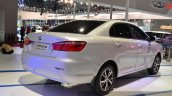 Lifan 620 rear three quarters at 2015 Shanghai Auto Show