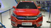 Lifan X40 front at the 2015 Shanghai  Auto Show