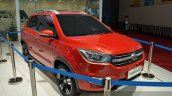 Lifan X40 front three quarters at the 2015 Shanghai  Auto Show