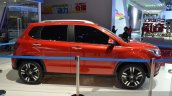 Lifan X40 side at the 2015 Shanghai  Auto Show