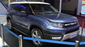 Lifan X70 front three quarters at 2015 Shanghai Auto Show