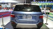 Lifan X70 rear at 2015 Shanghai Auto Show