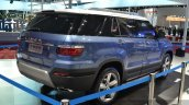Lifan X70 rear three quarters at 2015 Shanghai Auto Show