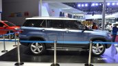 Lifan X70 side at 2015 Shanghai Auto Show