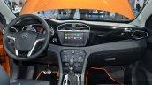 MG GS dashboard at 2015 Shanghai Auto Show