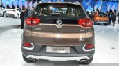 MG GS rear at 2015 Shanghai Auto Show