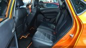 MG GS rear seats at 2015 Shanghai Auto Show