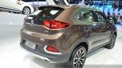 MG GS rear three quarters at 2015 Shanghai Auto Show