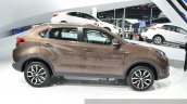 MG GS side at 2015 Shanghai Auto Show
