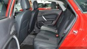 MG GT rear seats at 2015 Shanghai Auto Show