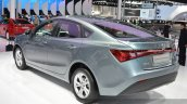 MG GT rear three quarters at 2015 Shanghai Auto Show