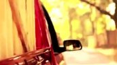 Mahindra Imperio rear view mirror teaser