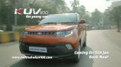 Mahindra KUV100 booking open teaser
