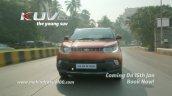 Mahindra KUV100 launch date teaser