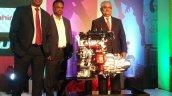 Mahindra mFalcon engine unveiled