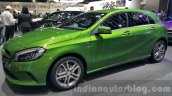 Mercedes A Class facelift at the 2015 Thailand Motor Expo
