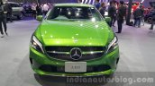 Mercedes A Class facelift front at the 2015 Thailand Motor Expo