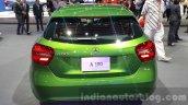 Mercedes A Class facelift rear at the 2015 Thailand Motor Expo