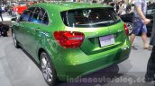 Mercedes A Class facelift rear quarters at the 2015 Thailand Motor Expo
