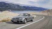 Mercedes-Benz-SLC-front-three-quarters-silver